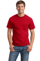 Gildan 8300 DryBlend® 50 Cotton / 50 Poly Pocket T-Shirts