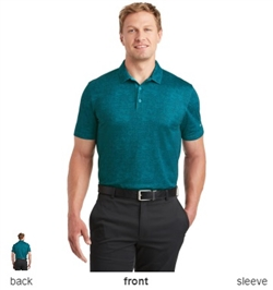 Nike Golf 838965 Dri-FIT Crosshatch Polo Shirts
