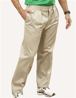 Pro Celebrity 8ET260 Mens Cotton Twill Dress Pants. Up to 25% off. Free shipping available. 30 Day Return Policy.