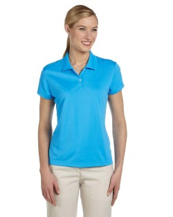 Adidas Golf A122 Ladies' climalite Short Sleeve Pique Polo Shirts