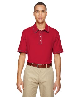 adidas Golf A125 Men's puremotion® Piped Polo Shirts