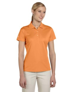 Adidas Golf A131 Ladies Climalite Pique Polo Shirts