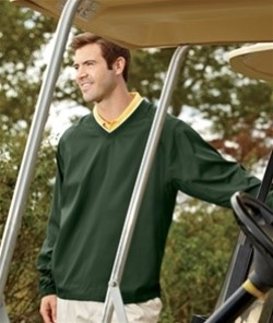 Adidas Golf A47 Mens ClimaProof V-Neck Wind Shirt. Up to 25% Off. Free Shipping available.