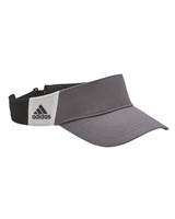 Adidas Low Crown Visors A652. Embroidery available. Fast shipping on blanks. Volume Discounts. No minimum purchase.