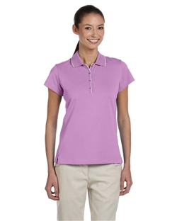 Adidas A89 Womens ClimaLite Tour Jersey Short-Sleeve Polo Shirts. Up to 25% off. Free shipping available. 30 Day Return Policy.