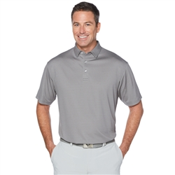 Callaway CGM692 Men's Birdseye Polo Shirts