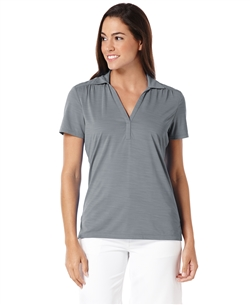 Callaway CGW447 Ladies Tonal Polo Shirts