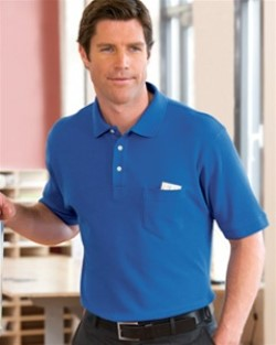 Chestnut Hill CH100P Mens Performance Plus Pique Polo with Pocket. Up to 25% off. Free shipping available. 30 Day Return Policy.