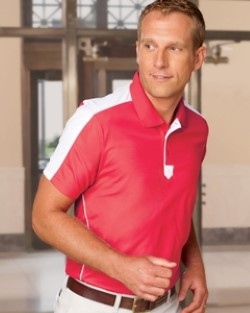 Chestnut Hill CH355 Mens Piped Technical Performance Polo Shirts. Up to 25% Off. Free Shipping available.