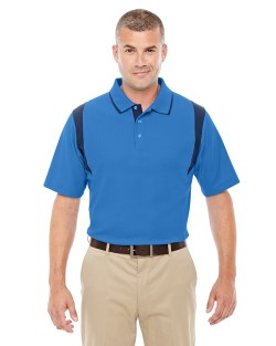 Devon & Jones Men's DRYTEC20 Performance Colorblock Polo DG180