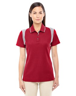 Devon & Jones Ladies' DRYTEC20 Performance Colorblock Polo DG180W