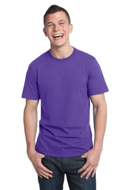 District DT5000 Mens 100% Cotton Concert T-Shirts