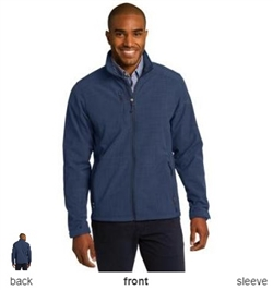 Eddie Bauer® EB532 Shaded Crosshatch Soft Shell Jackets