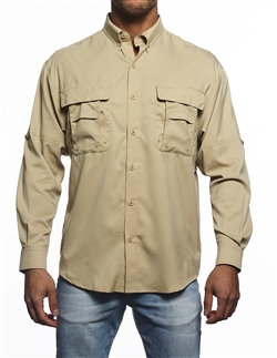 Pro Celebrity FS9889 Long Sleeve Pro Fishing Shirts