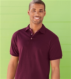 Jerzees J300 5.6 oz. Heavyweight Blend™Jersey Polo