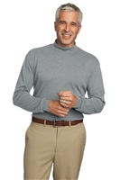 Port Authority Interlock Knit Mock Turtlenecks K321