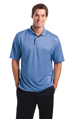 Sport-Tek Dri-Mesh Striped Collar Sport Shirts K467. Embroidery available. Quantity Discounts. No Minimum Purchase Required.