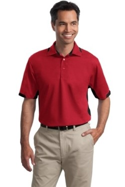 Port Authority K524 Dry Zone Colorblock Ottoman Sport Shirts. Up to 25% Off. Free Shipping available.