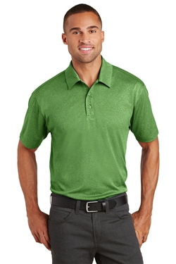 Port Authority K576 Trace Heather Polo Shirt