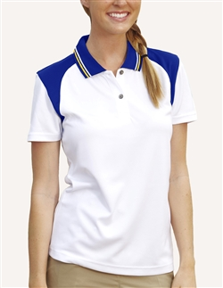 Pro Celebrity KLM250 Imperial Ladies' Ottoman Polo Shirts
