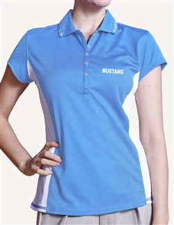 Pro Celebrity Ladies Moisture Management Polo Shirts KLM261