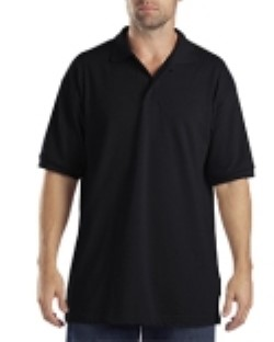 Dickies KS5552 Mens Short-Sleeve Performance Polo Shirts