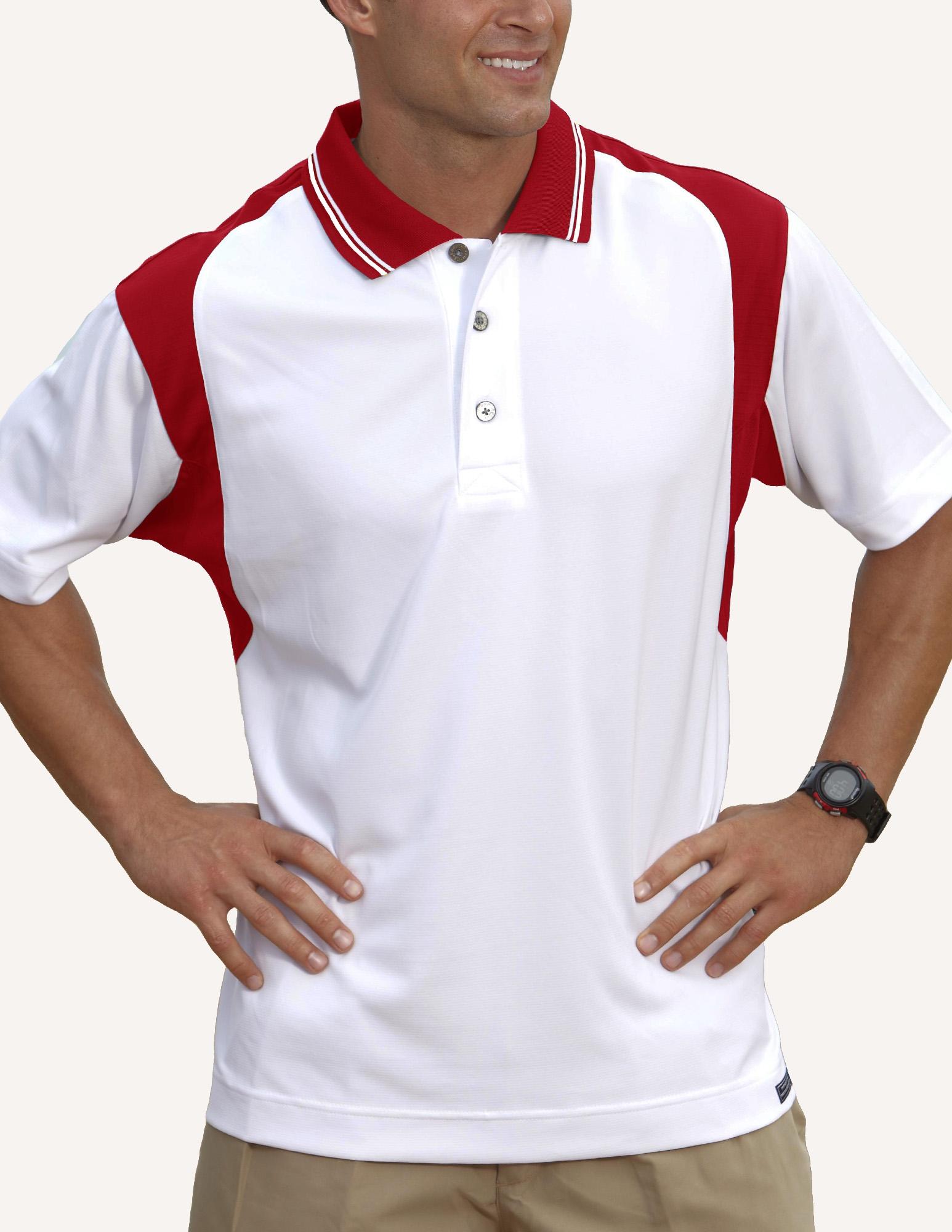 Blank Polo Shirts - JiffyShirts.com
