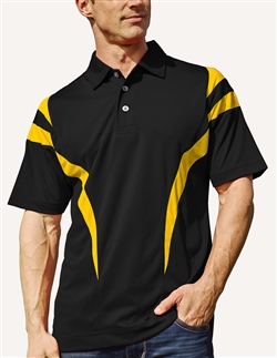 Pro Celebrity KTM936 Flame Thrower Men's Polo Shirts