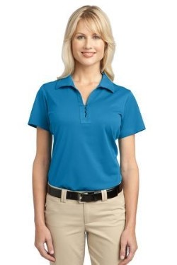 Port Authority L527 Womens Tech Pique Polo Shirts