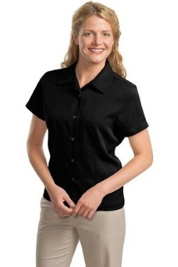 Port Authority L535 Womens Easy Care Camp Shirts. Up to 25% off. Free shipping available. 30 Day Return Policy.