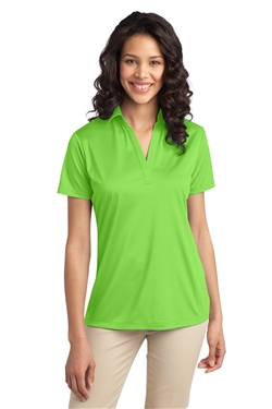 Port Authority Womens L540 Silk Touch Performance Polo Shirts