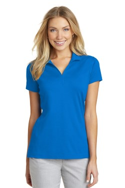 Port Authority Ladies Rapid Dry Mesh Polo Shirts L573. Quantity Discounts. Free Shipping available.