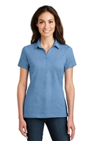 Port Authority L577 Ladies Meridian Cotton Blend Polo Shirts