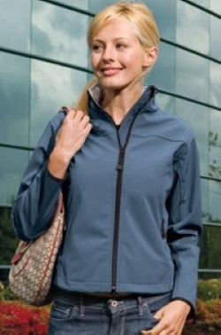 Port Authority Ladies Glacier Soft Shell Jackets L790. Embroidery available. Same Day Shipping available on blanks. Quantity Discounts. No Minimum Purchase Required.