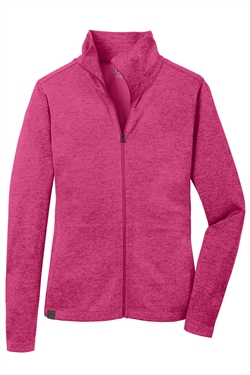 OGIO LOG203 Ladies Pixel Full-Zip Sweater