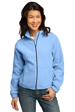 Port Authority Ladies R-Tek Fleece Full Zip Jackets LP77. Embroidery available. Same Day Shipping available on blanks. Quantity Discounts. No Minimum Purchase Required.