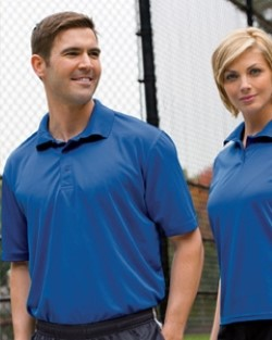 Harriton M315 Mens Poly Tech Polo Shirts