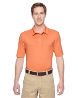 Harriton M410 Men's Cayman Performance Polo Shirts