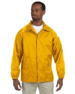 Harriton Nylon Staff Jacket M775