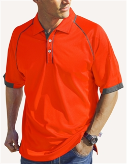 Pro Celebrity NEW108 Aloha Men's Snag Resistant Polo Shirts