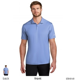 Nike Golf NKBV6041 Mens Dri-FIT Victory Textured Polo Shirts