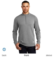 OGIO ®OG813 Luuma Long Sleeve 1/2 Zip Fleece Pullovers