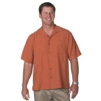 Eagle Dry Goods OJ Sanibel Silk Camp Shirts