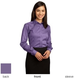 Red House RH25 Womens Non-Iron Pin Point Oxford Shirts