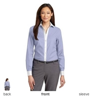 Red House RH77 Ladies Non-Iron Diamond Dobby Shirt