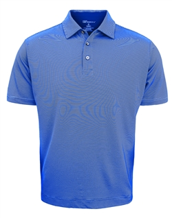 Pro Celebrity STP737 Windsor Mini-Feeder Stripe Polo Shirts
