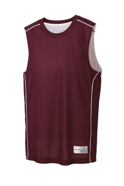 Sport-Tek T555 Mens PosiCharge Mesh Reversible Sleeveless T-Shirts