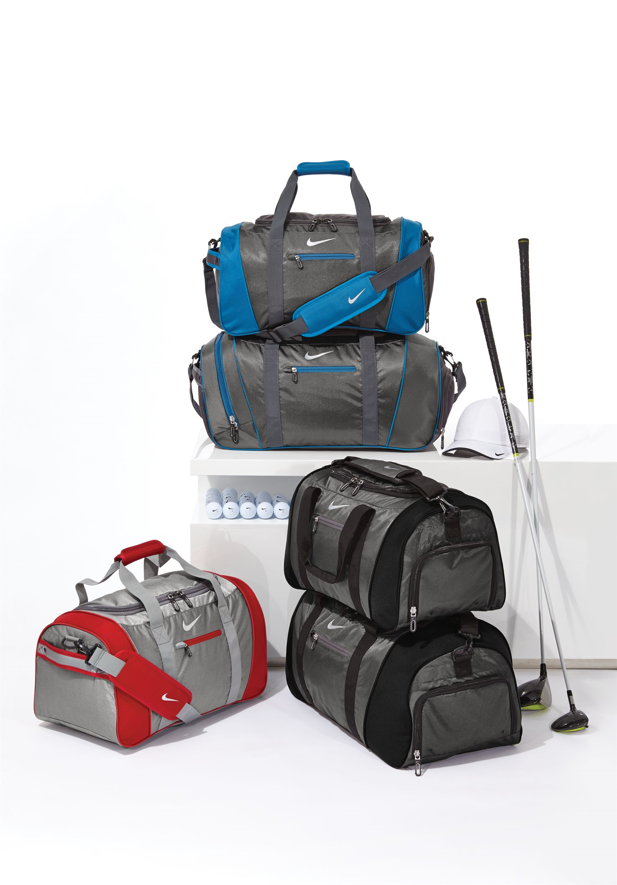 e293864b3268 Nike Departure Large Golf Duffle Bag