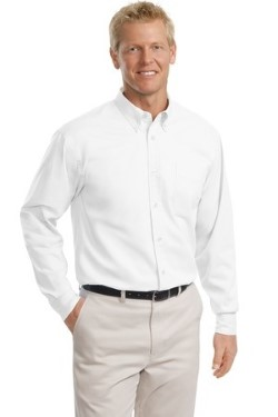 Port Authority Tall Long Sleeve Easy Care Shirts TLS608