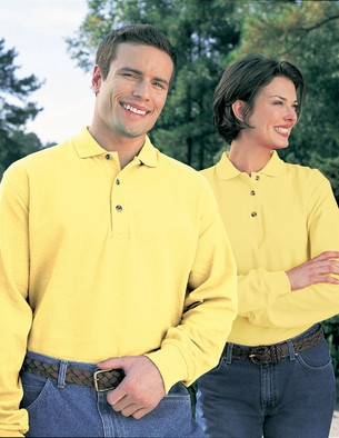 99c10629476c Tri-Mountain 608 Mens Champion Long Sleeve Polo Shirts. Up to 25% Off. Free  Shipping available.